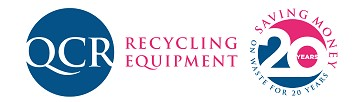QCR Recycling Equipment: Exhibiting at the Takeaway Innovation Expo