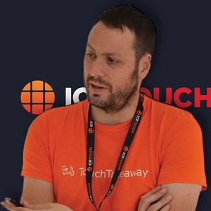 James Johnson: Speaking at the Hotel Tech Live